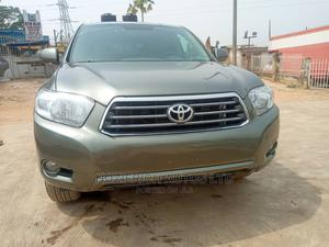 Toyota Highlander 2010 Limited Green   Cars for sale in Lagos State, Isolo