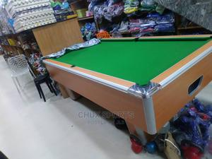 Marble and Coins Snooker Board Full Accessories | Sports Equipment for sale in Lagos State, Ikeja
