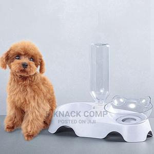 Cat Drinking and Feeding Bowl | Pet's Accessories for sale in Lagos State, Alimosho
