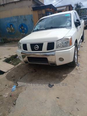 Nissan Titan 2006 White | Cars for sale in Lagos State, Ikeja