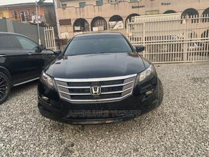 Honda Accord CrossTour 2010 EX-L Black | Cars for sale in Lagos State, Ogba