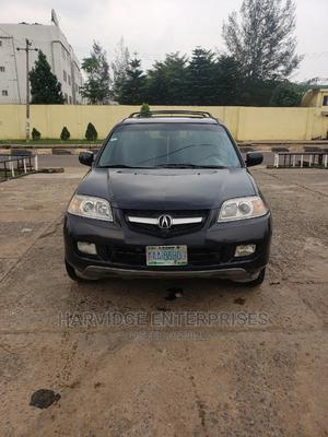 Acura MDX 2004 Sport Utility Black   Cars for sale in Lagos State, Ikeja