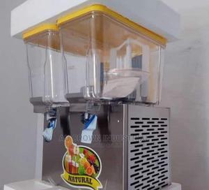 New 2 Tanks Juice Dispenser | Restaurant & Catering Equipment for sale in Lagos State, Ojo