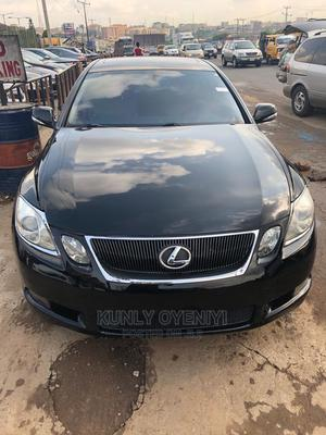 Lexus GS 2008 350 AWD Black | Cars for sale in Lagos State, Ojodu