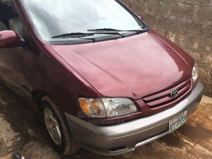 Toyota Sienna 2002 Red | Cars for sale in Osun State, Ilesa