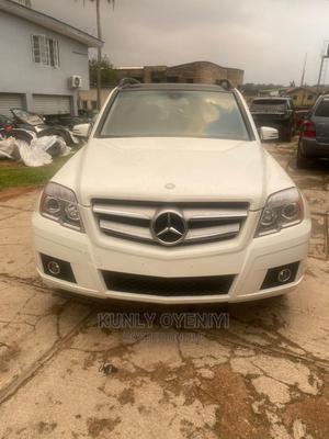 Mercedes-Benz GLK-Class 2012 350 4MATIC White | Cars for sale in Lagos State, Ojodu