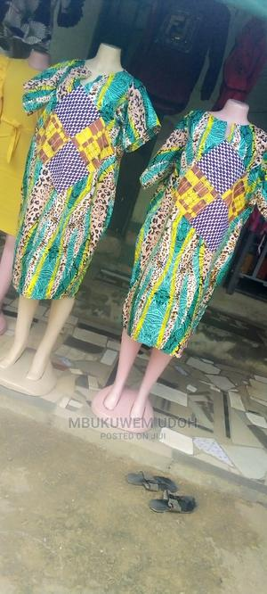 Ankara Shift Dress   Clothing for sale in Rivers State, Obio-Akpor