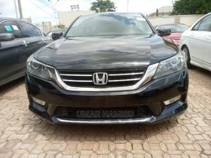 Honda Accord 2013 Black   Cars for sale in Kaduna State, Kaduna / Kaduna State