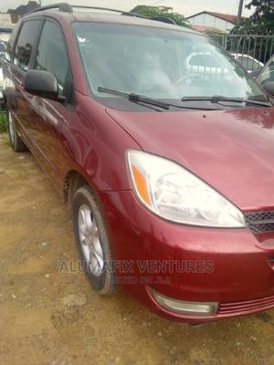 Toyota Sienna 2005 XLE Red   Cars for sale in Rivers State, Port-Harcourt