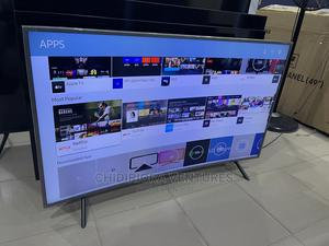 Samsung UE55NU7300 55-Inch Curved 4K Ultra HD Certified HDR   TV & DVD Equipment for sale in Lagos State, Lekki