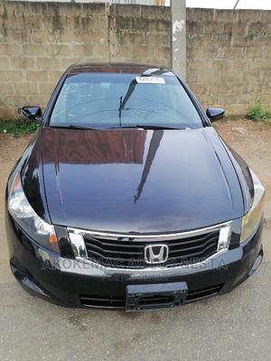 Honda Accord 2008 2.0 Comfort Black | Cars for sale in Lagos State, Ikeja