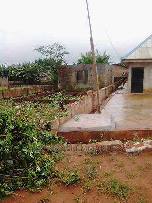 A Half Plot of Land With a 4 Bedroom and a Seating | Land & Plots For Sale for sale in Lagos State, Ikorodu