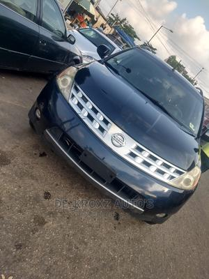 Nissan Murano 2004 SL AWD Blue | Cars for sale in Lagos State, Ikeja