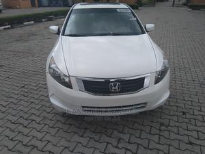 Honda Accord 2010 Sedan EX Automatic White | Cars for sale in Lagos State, Ilupeju
