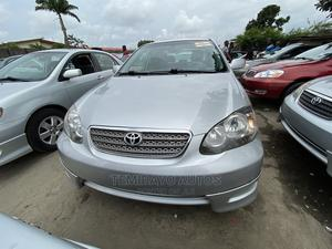 Toyota Corolla 2008 Silver   Cars for sale in Lagos State, Apapa