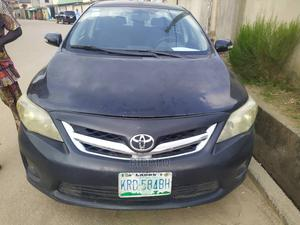 Toyota Corolla 2011 Black | Cars for sale in Lagos State, Alimosho
