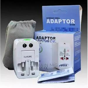All in One Converter Travel Worldwide Universal Adapters | Accessories & Supplies for Electronics for sale in Lagos State, Agege