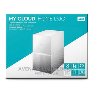 WD My Cloud Home 8TB 1-Bay Personal Cloud NAS Server | Computer Hardware for sale in Lagos State, Ikeja