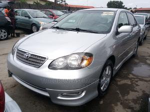 Toyota Corolla 2006 S Silver | Cars for sale in Lagos State, Apapa