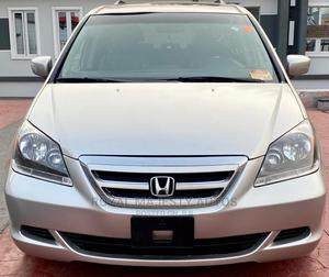 Honda Odyssey 2006 2.4 4WD Silver | Cars for sale in Lagos State, Ikeja