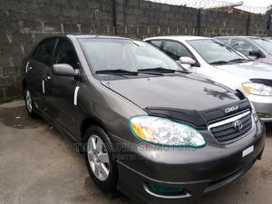 Toyota Corolla 2006 S Gray | Cars for sale in Lagos State, Apapa
