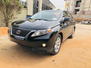 Lexus RX 2011 350 Black | Cars for sale in Lagos State, Amuwo-Odofin