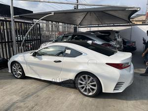Lexus RC 2015 350 AWD White | Cars for sale in Lagos State, Ikeja
