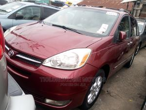 Toyota Sienna 2005 XLE Limited Red | Cars for sale in Lagos State, Apapa