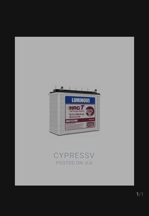 220ah 12V Luminous Tubular Battery With 24 Months Warranty   Solar Energy for sale in Lagos State, Ikeja