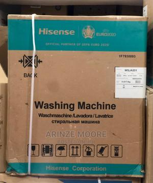 Hisense 5kg Manual Washing Machine   Home Appliances for sale in Lagos State, Badagry