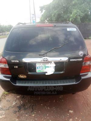 Toyota Highlander 2006 Limited V6 Black   Cars for sale in Lagos State, Ikeja