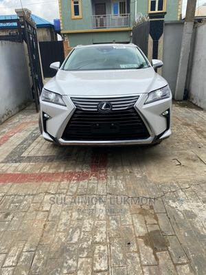 Lexus RX 2019 350 AWD White   Cars for sale in Lagos State, Surulere