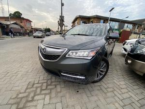 Acura MDX 2014 Gray | Cars for sale in Lagos State, Surulere