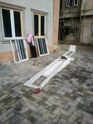 4 Fit by 5 Fit Casement Window With Protector and Net   Windows for sale in Anambra State, Onitsha