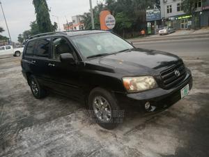Toyota Highlander 2005 Limited V6 Black | Cars for sale in Rivers State, Port-Harcourt