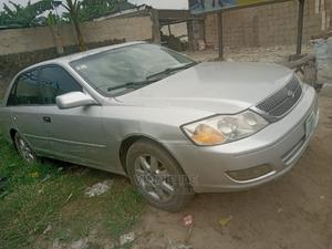 Toyota Avalon 2004 XL Silver | Cars for sale in Rivers State, Port-Harcourt