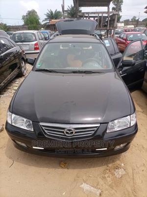 Mazda 626 2006 Black   Cars for sale in Oyo State, Ogbomosho North