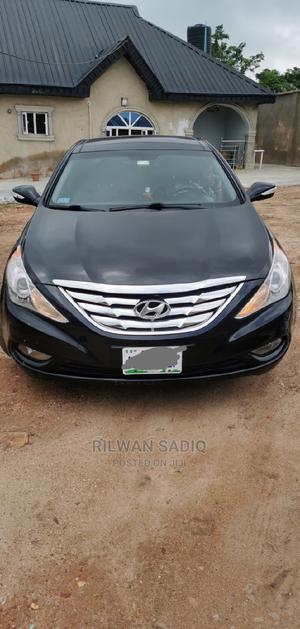 Hyundai Sonata 2013 Black | Cars for sale in Oyo State, Ibadan