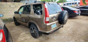 Honda CR-V 2005 Gold | Cars for sale in Lagos State, Surulere