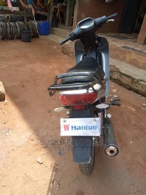 Haojue HJ110-2D 2018 Gray | Motorcycles & Scooters for sale in Ogun State, Ado-Odo/Ota