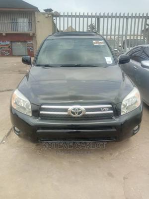 Toyota RAV4 2008 Limited V6 Black | Cars for sale in Lagos State, Ifako-Ijaiye
