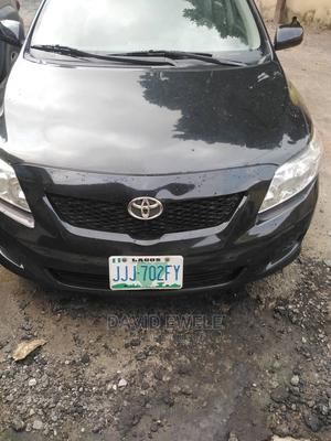 Toyota Corolla 2010 Black   Cars for sale in Lagos State, Isolo