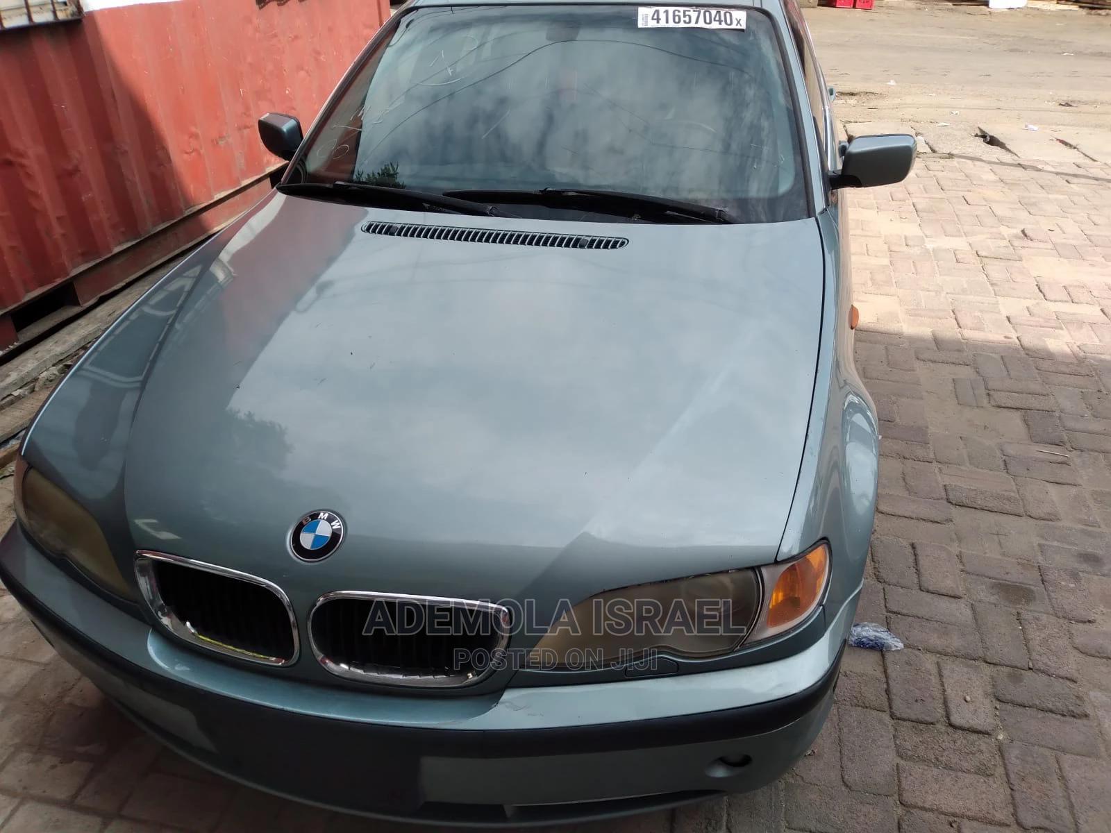 BMW 330i 2010 Silver
