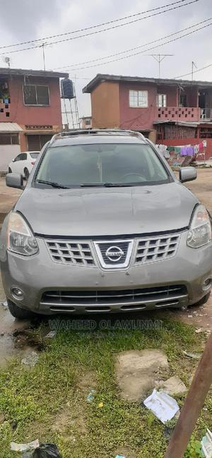 Nissan Rogue 2008 Silver   Cars for sale in Lagos State, Surulere