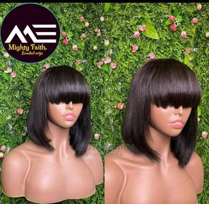 Pure Human Hair Fringe   Hair Beauty for sale in Ogun State, Odeda