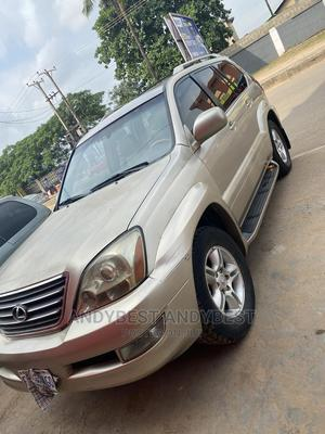 Lexus GX 2003 470 Gold | Cars for sale in Lagos State, Ikeja