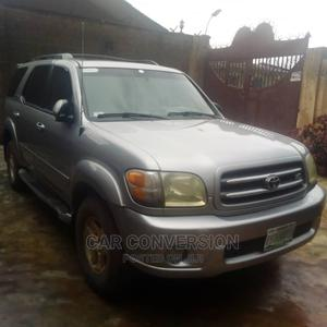 Conversion of Sequoia Old Model to Landcruiser SUV | Automotive Services for sale in Lagos State, Mushin