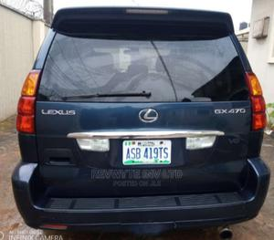 Lexus GX 2006 470 Sport Utility Blue | Cars for sale in Delta State, Oshimili South