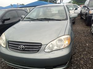 Toyota Corolla 2004 1.4 D Automatic   Cars for sale in Abuja (FCT) State, Garki 2