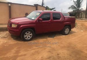 Honda Ridgeline 2006 Red   Cars for sale in Lagos State, Isolo